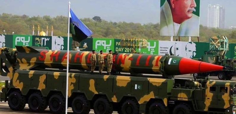 It's Yet Another Pakistani Nuclear Anniversary Today