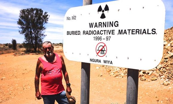 Lingering impact of British nuclear tests in the Australian outback