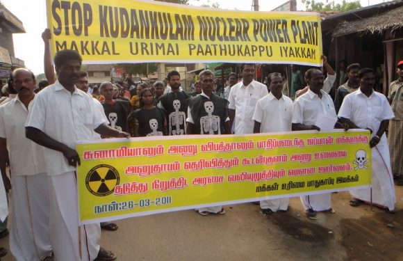 PMANE's Statement Demanding an Immediate Stop to the Koodankulam NPP Expansion