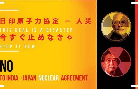 Women of Fukushima Invite Modi: Come and See the Destruction, Don't Buy Nukes From Japan!