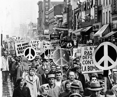 Why Is There So Little Popular Protest Against Today's Threats of Nuclear War?