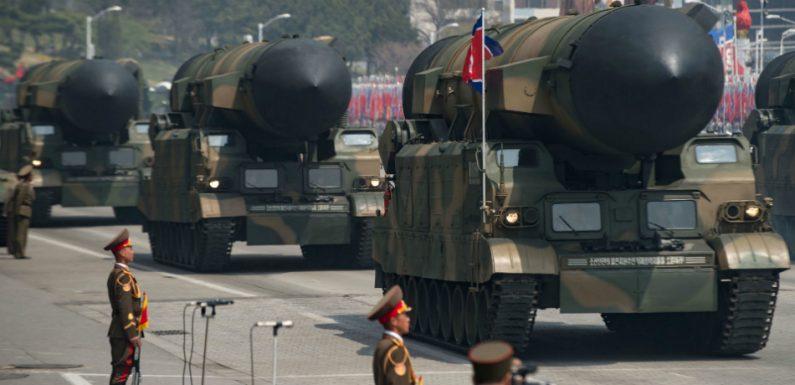 Trump's North Korea Standoff Rattles Allies and Adversaries