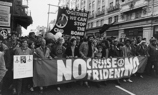 We must ramp up protest if we are to avoid nuclear war