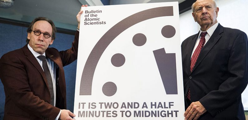 Doomsday Clock Statement – Timeline