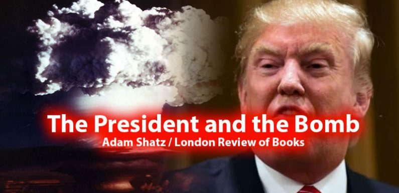 The President and the Bomb