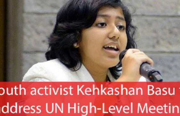 18 year old environmental activist selected to address un high level meeting on nuclear disarmament
