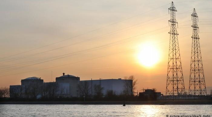 Hackers obtain nuclear power plant plans in France