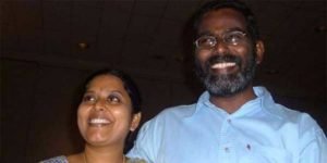 S P and Meera Udayakumar
