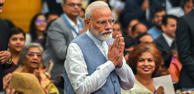 Doctors' group demands that PM Modi be debarred from contesting polls for remark on nuclear weapons