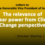 The relevance of nuclear power from Climate Change perspective